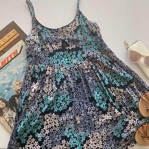 Somedays Lovin | Floral Print Dress Large